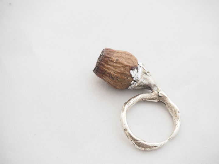 """Ring from the colection """"GROWINGS"""" - Jewellery from North Europe by ZANE"""
