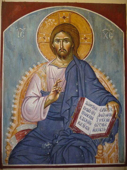 jesus christ - Sidiropoulos Georgios