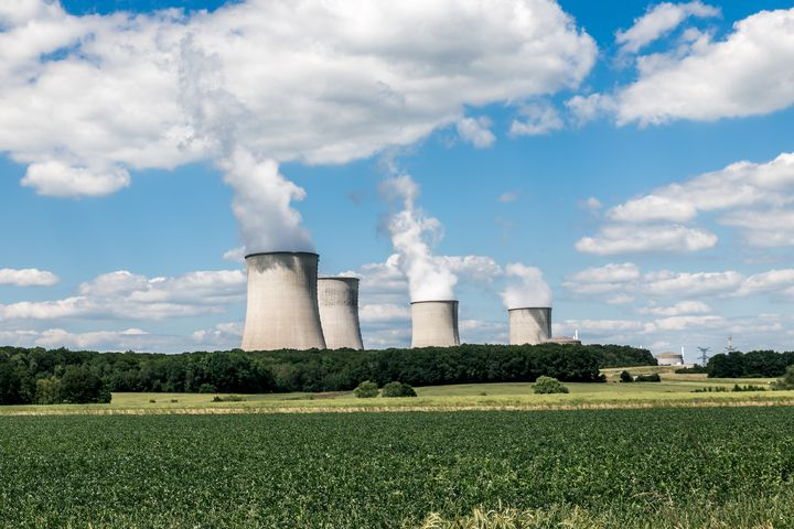 Nuclear power plant - B2G FOCUS
