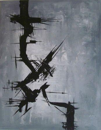MODERN ABSTRACT ART - Dharsh Art