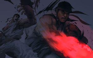 Ryu's Rage
