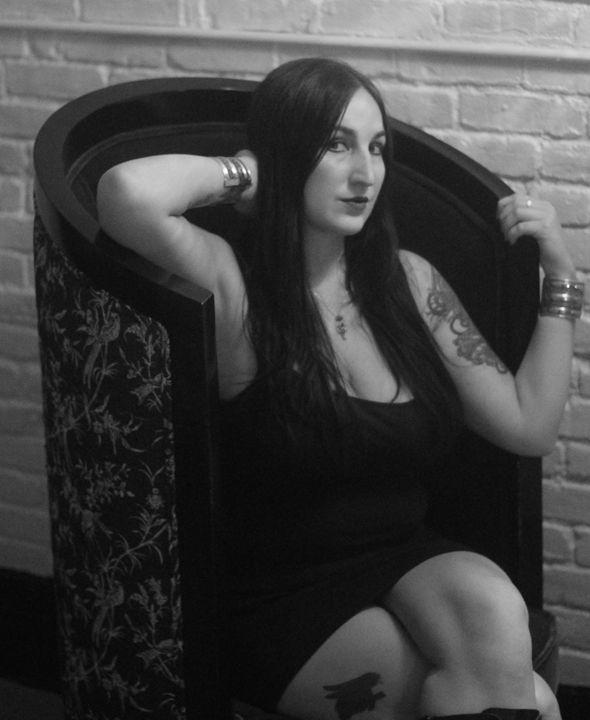 Chair - Bella Lunacy