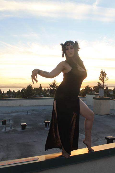 Rooftop 4 - Bella Lunacy