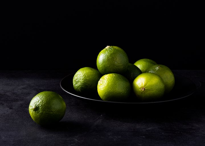 Lemons - Dramatic Lighting Photography