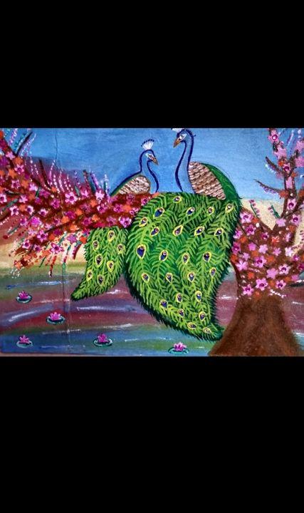 Divya art - Enjoy painting