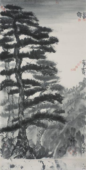 Monté Luna Shoulder - The Greenleaf Gallery llc