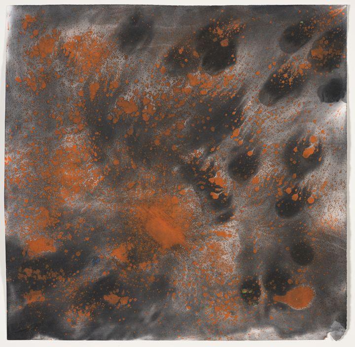 Vermilion Nebula - The Greenleaf Gallery llc