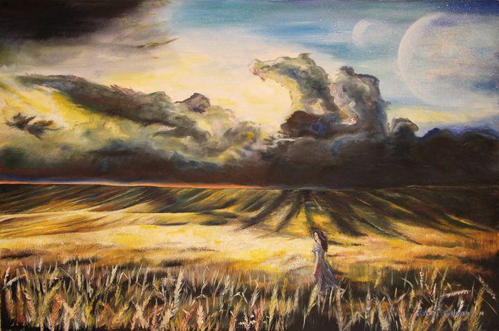 Before the storm - Anna Nadolynna-Harris