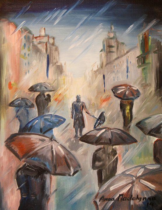 Rain - Anna Nadolynna-Harris