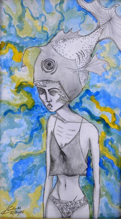 Gone Fishin' - Karla Mariana