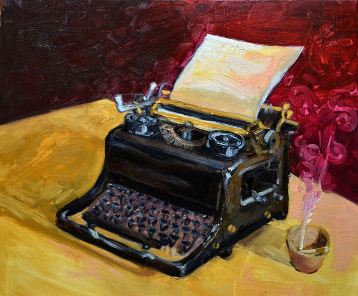 Writers' Block -  Soridra