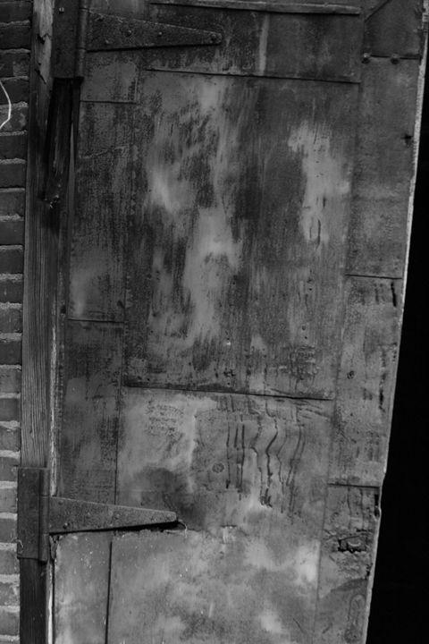 Door 1 - Fine Art By Jamie