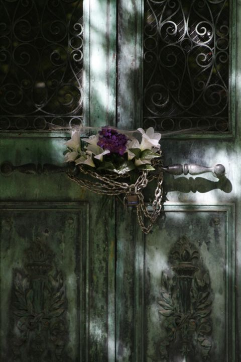 At the Gates #2 - Fine Art By Jamie