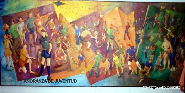 AÑORANZA DE JUVENTUD. - DELAFUENTE ORIGINALS