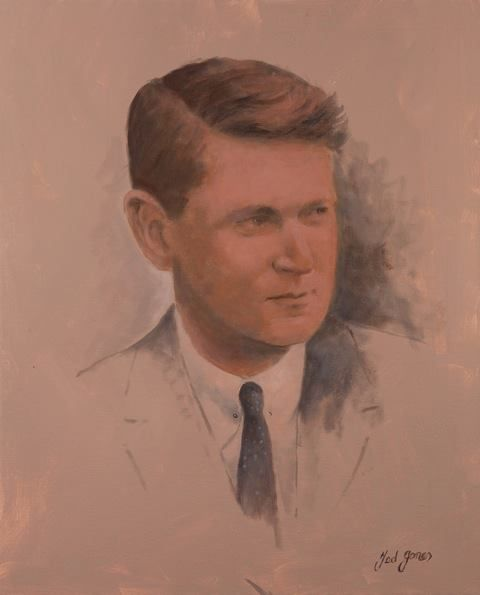 Michael Collins Print - Famous Portraits