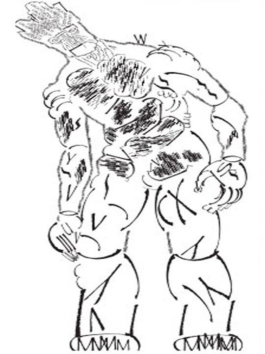 Groot type - Jacob Boyce