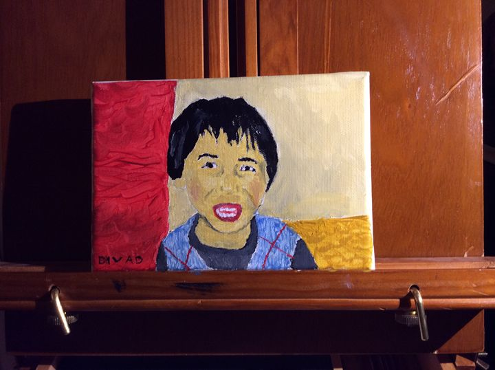 Chinese boy - Divad