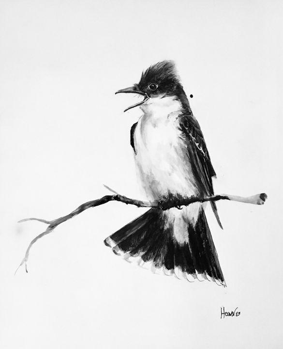 Kingbird - Ugly Daisy Studio