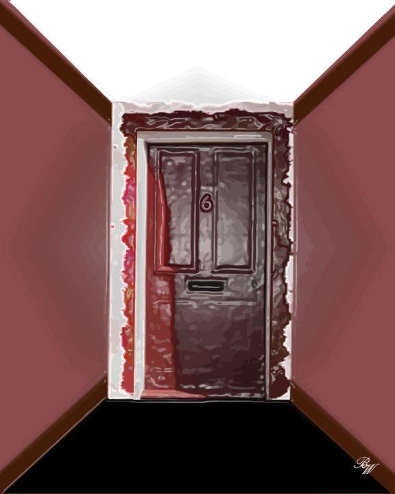 Doorway - Billy Wayne Art
