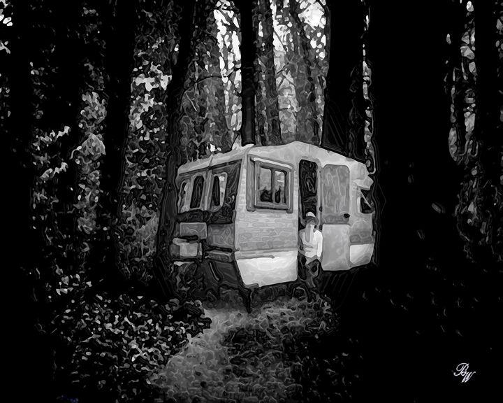 Woodsman - Billy Wayne Art