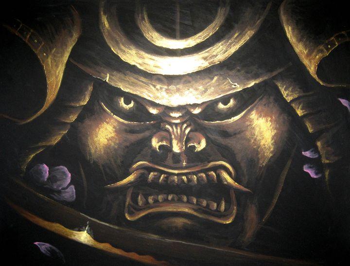 Samurai - DionysusGallery.com