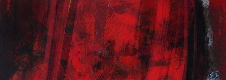Crimson Wave - DionysusGallery.com