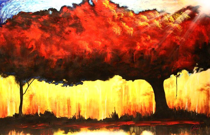 Big Red - DionysusGallery.com