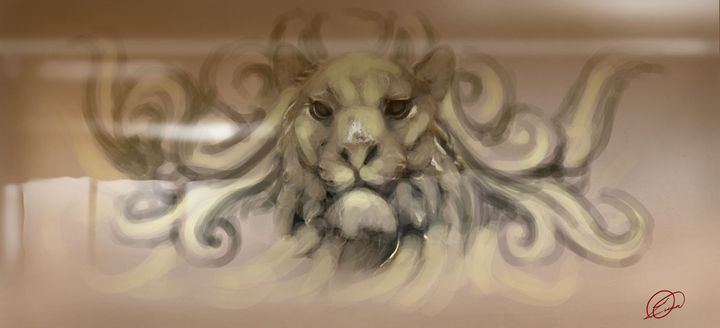 Roar - DionysusGallery.com