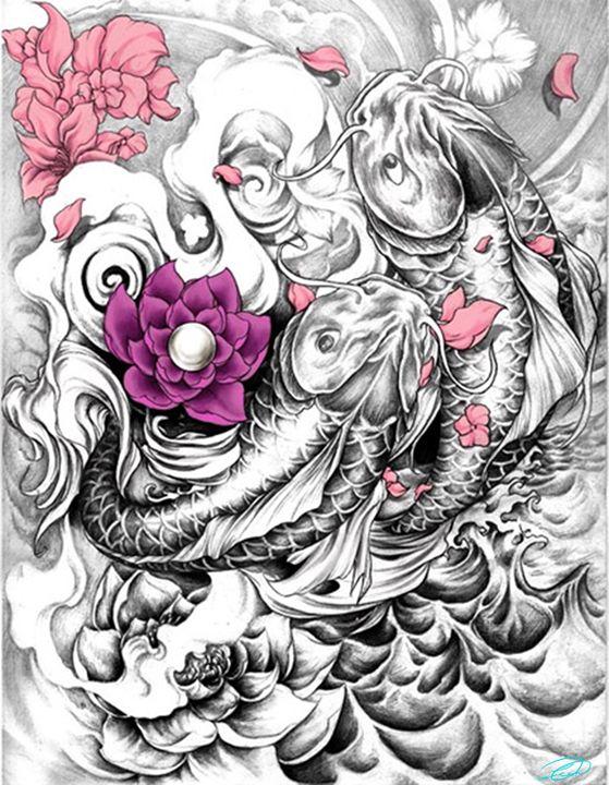 Colo Koi - DionysusGallery.com