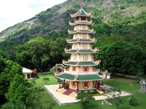 Vietnam Architecture - DionysusGallery.com