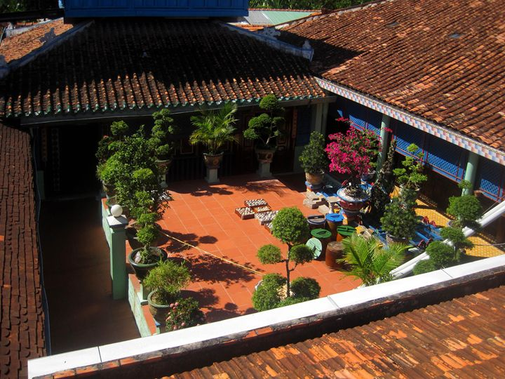Vietnam - Garden Patio - DionysusGallery.com
