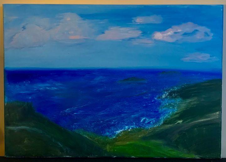 St Ives - Kalamity Art