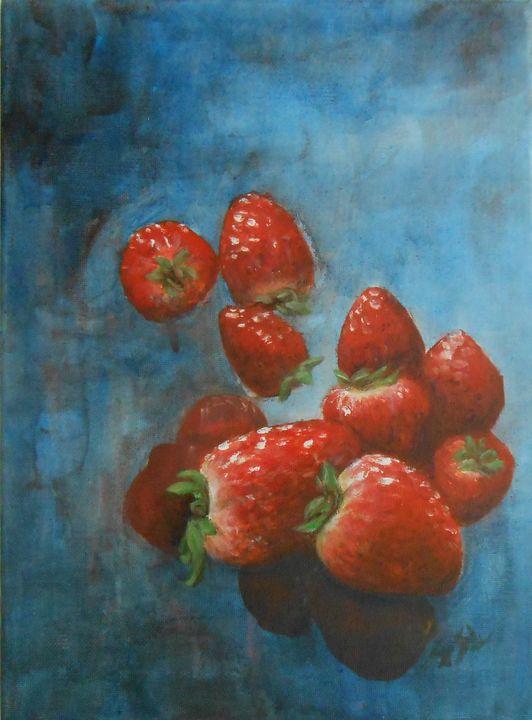 Strawberries - Jane See