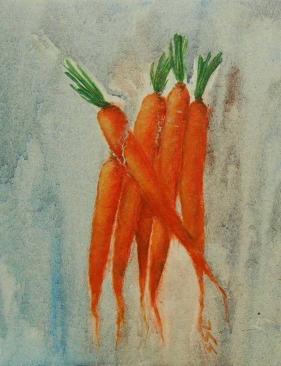 Dutch Carrots - Jane See