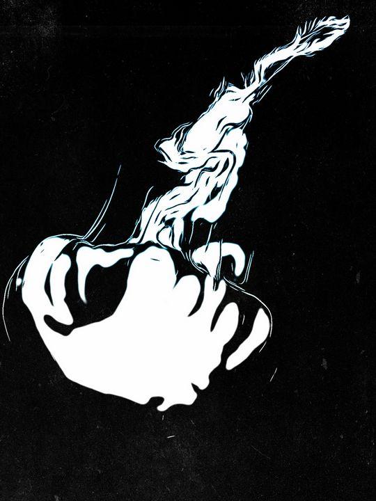 Rorschach - Jellyfish - Brice Duncan Artworks