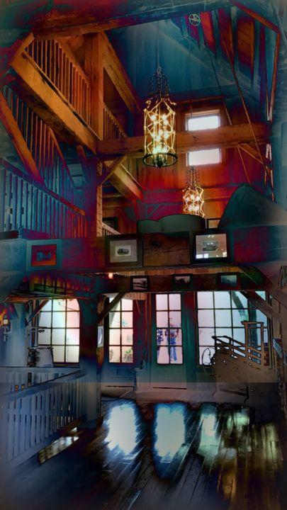 The Lodge - Brice Duncan Artworks