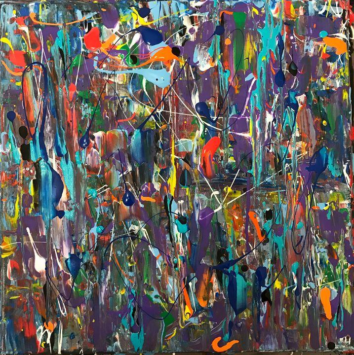 Purple Haze - Brice Duncan Artworks