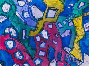 Fractal of city - Inita Blumberga