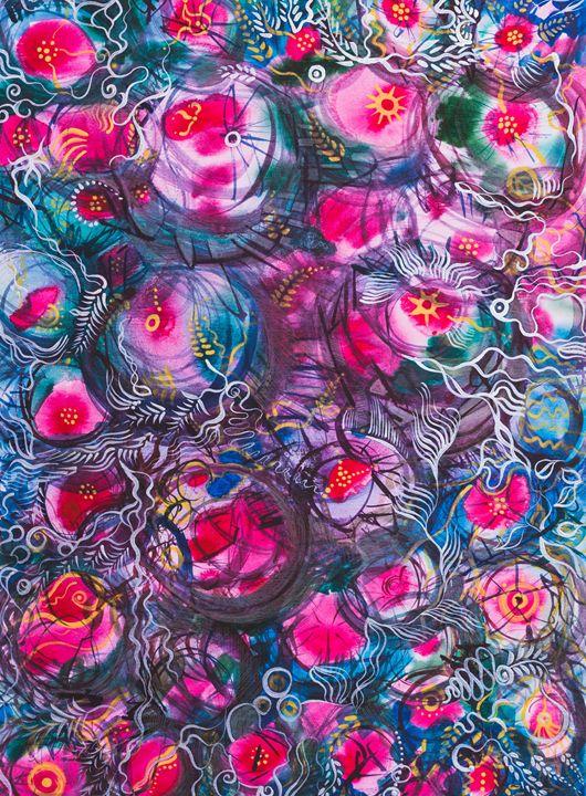 Re roses - Inita Blumberga