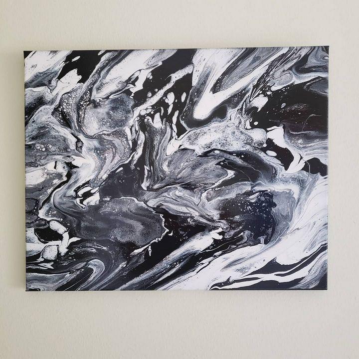 Equilibrium - Fluid Souls Art