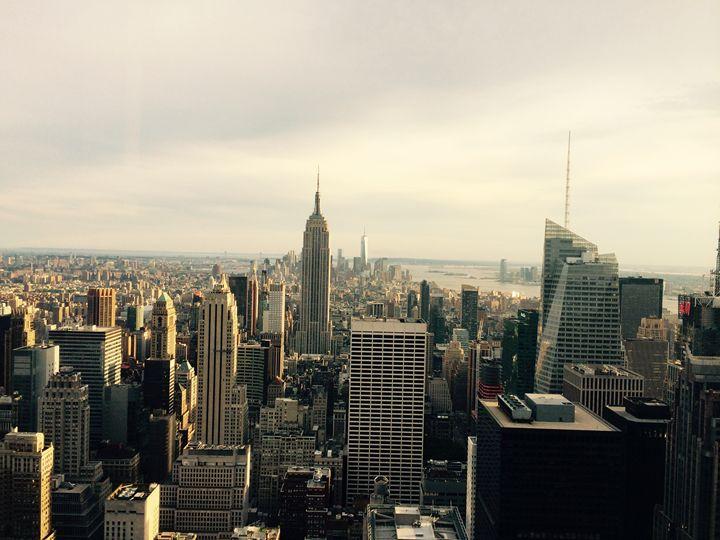 I love NY - ChikixArt