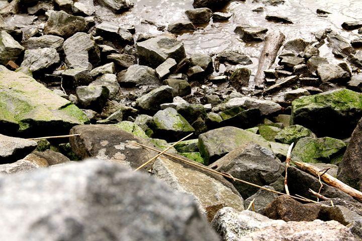 Solid Rocks - ChikixArt