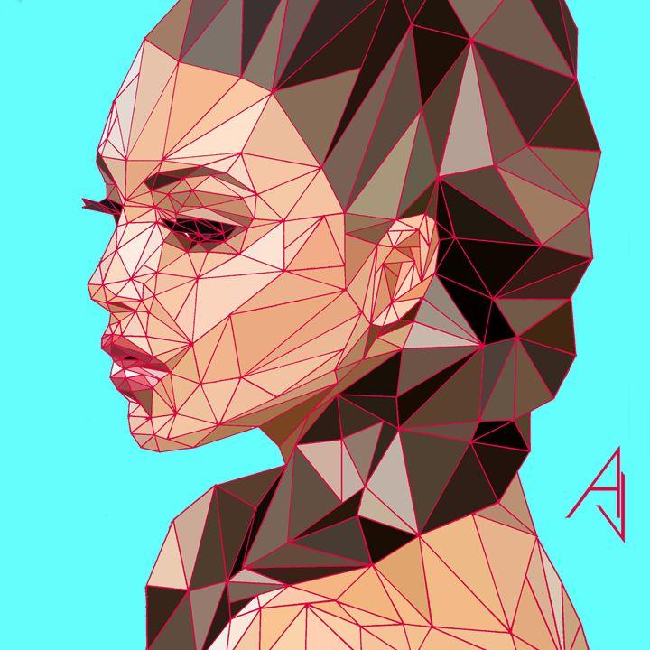 Triangulated - AJ Designs