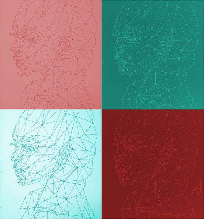 Triangles - AJ Designs