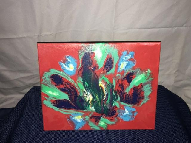 Happy Lotus - Earl's Homemade Arts