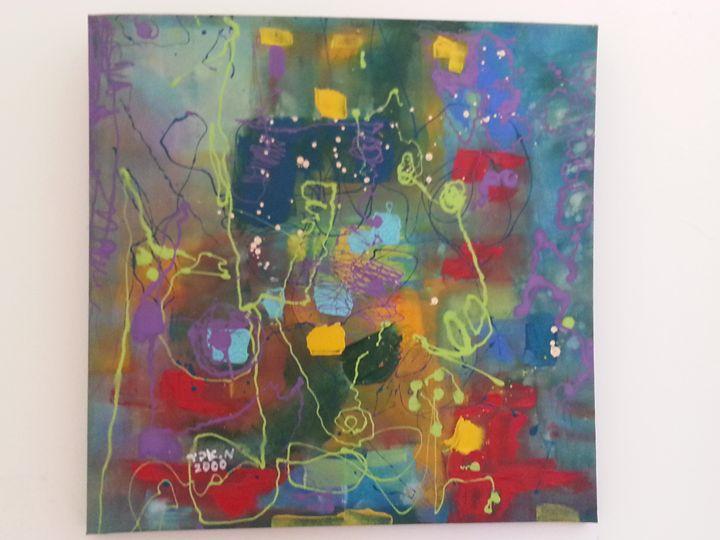 free style - Menachem Abir
