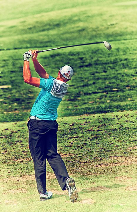 The Golf Swing - Karol Livote Photography