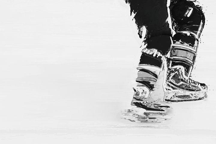Becomes The Ice - Karol Livote Photography