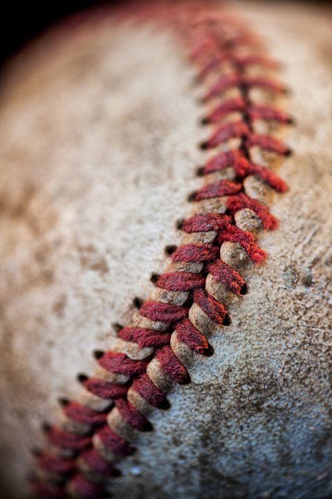 Pitchers Stitches - Karol Livote Photography
