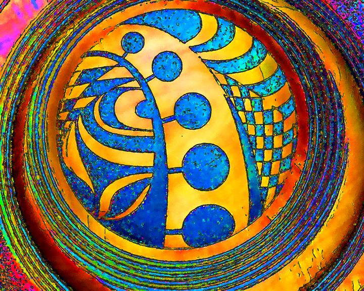 Haida Style Native American Art 23 - Native American Art